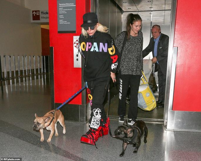 """Chó cưng an toàn sau khi Lady Gaga treo thưởng """"khủng"""" - Ảnh 5."""