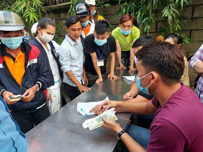 Bảo vệ quyền lợi công nhân Công ty TNHH Asia Garment - Ảnh 1.