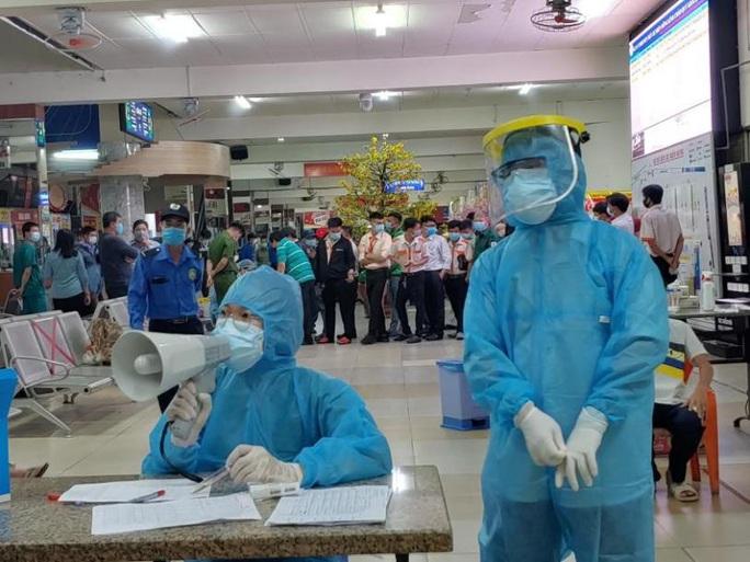 Kết quả xét nghiệm Covid-19 của gần 4.000 thanh niên nhập ngũ ở TP HCM - Ảnh 1.