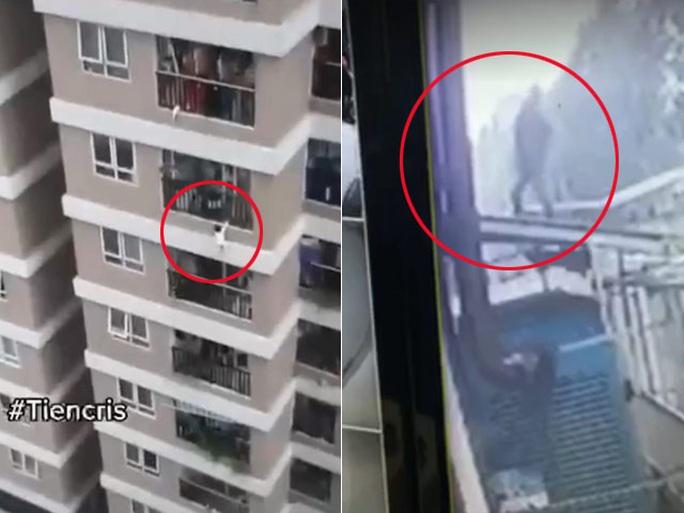 Người hùng thuật lại giây phút thót tim đỡ bé gái 3 tuổi rơi từ tầng 12A chung cư xuống - Ảnh 1.