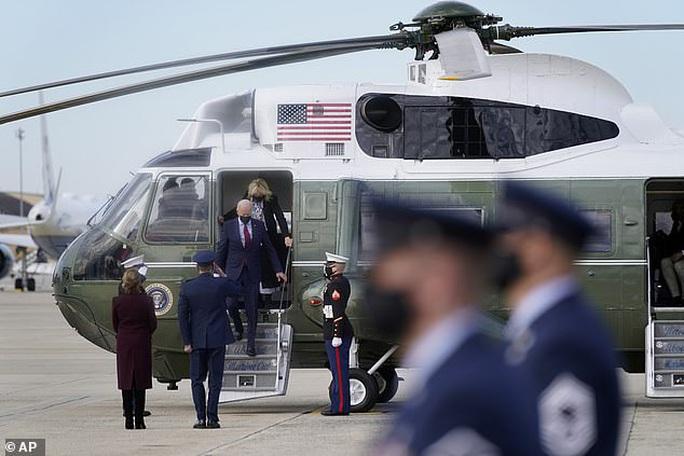 Mỹ sắp xử trí Thái tử Ả Rập Saudi vụ ám sát nhà báo - Ảnh 1.