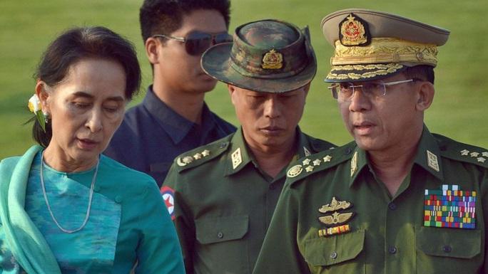 Mỹ chính thức có động thái nhằm vào Myanmar - Ảnh 1.
