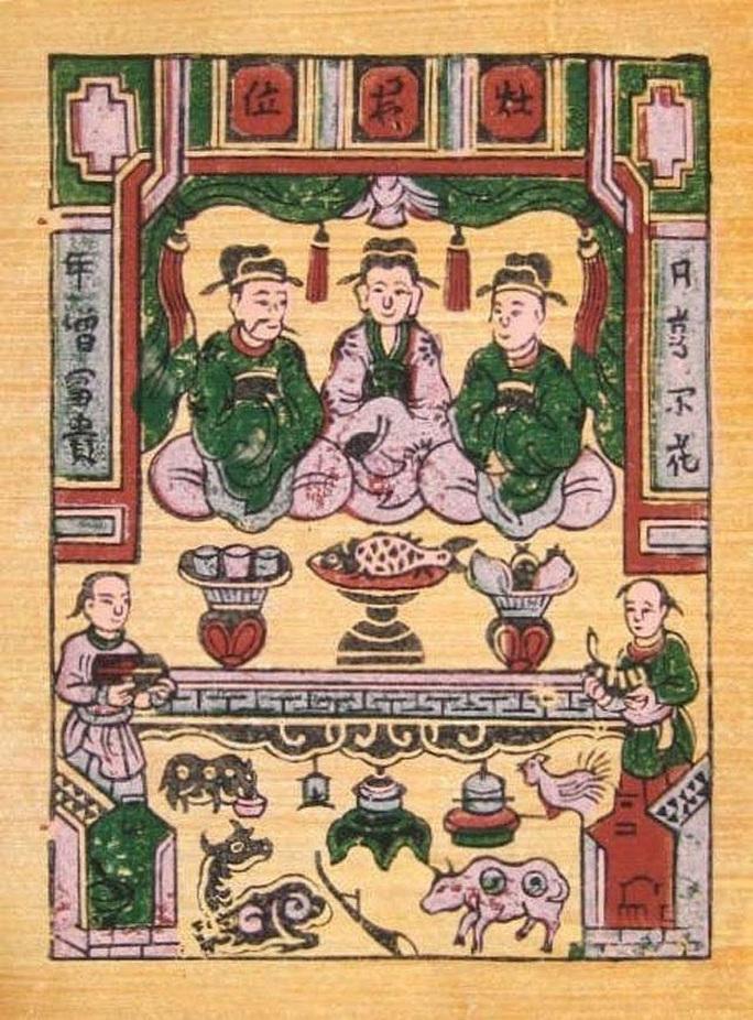 Ý nghĩa gia đình trong văn hóa thờ Táo quân - Ảnh 1.