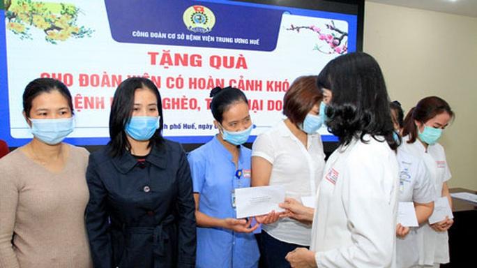 Thừa Thiên - Huế: Hỗ trợ đoàn viên khó khăn, bệnh hiểm nghèo - Ảnh 1.
