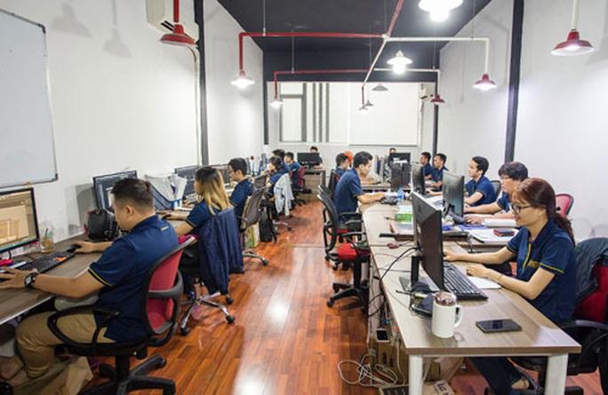 Ứng dụng công nghệ vào quản trị nhân sự - Ảnh 1.