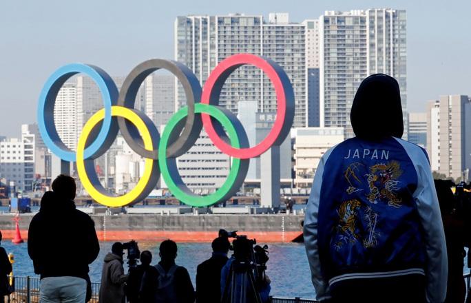 Nhật quyết tâm tổ chức Olympic Tokyo - Ảnh 1.