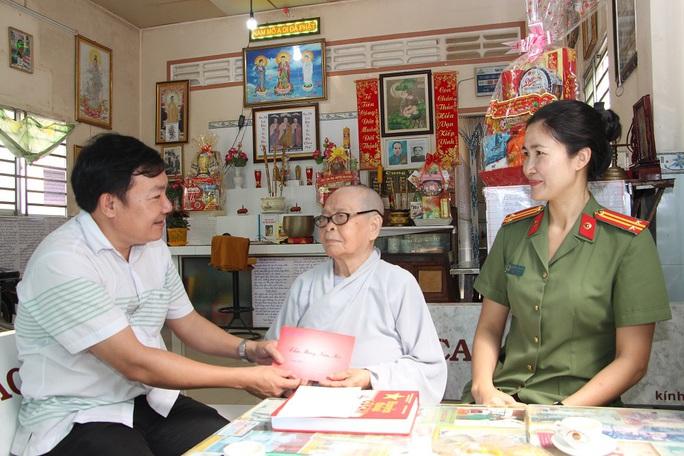 Tri ân nữ biệt động thành Sài Gòn - Gia Định - Ảnh 1.