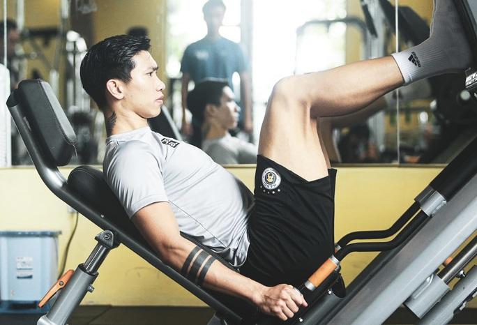 Cầu thủ Đoàn Văn Hậu có thể tái xuất sau 3 tháng - Ảnh 2.