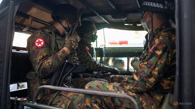 """Tổng tư lệnh Myanmar """"bình thản"""" trước sức ép của Mỹ và đồng minh - Ảnh 3."""