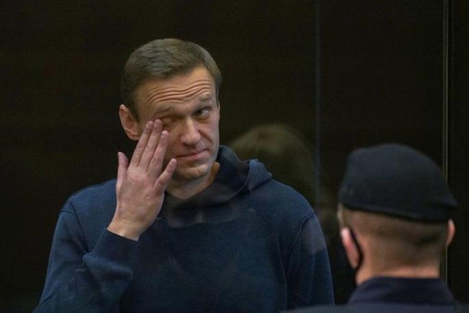 Chính trị gia đối lập Nga Alexei Navalny bị kết án gần 3 năm vì tội gì? - Ảnh 1.