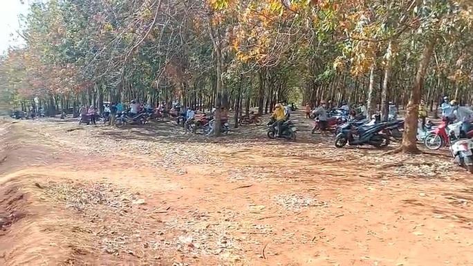 Vụ cô gái tử vong với vết thương trên ngực tại Bình Phước: Hung thủ là bạn trai của nạn nhân - Ảnh 2.