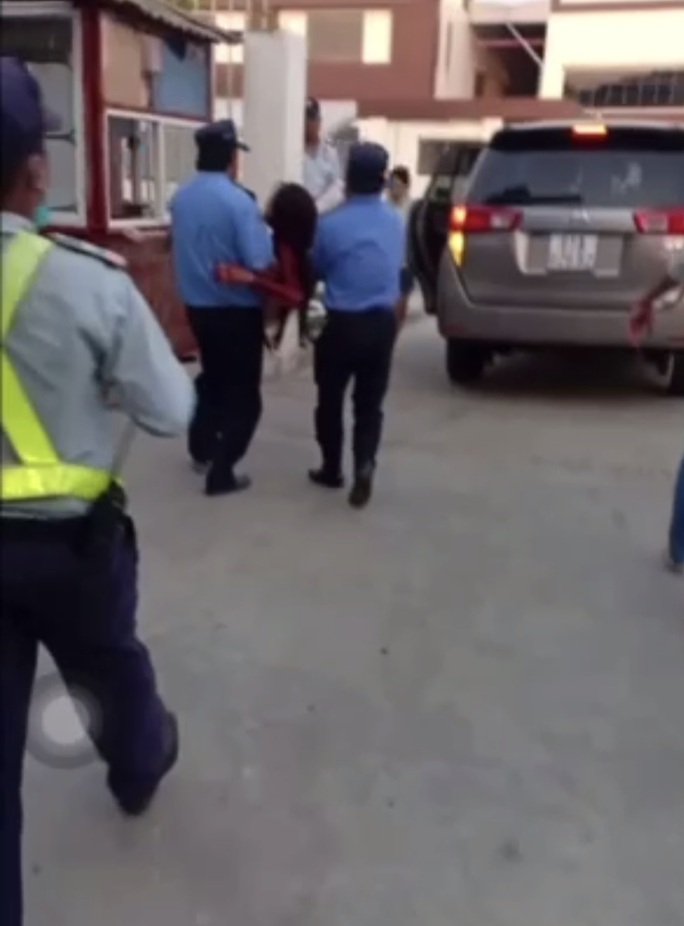 Người đàn ông quốc tịch Trung Quốc giết nhân viên, tự sát bất thành - Ảnh 1.