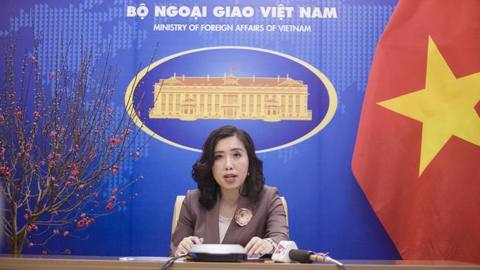 Xác minh thông tin Trung Quốc xây căn cứ tên lửa gần biên giới với Việt Nam - Ảnh 1.