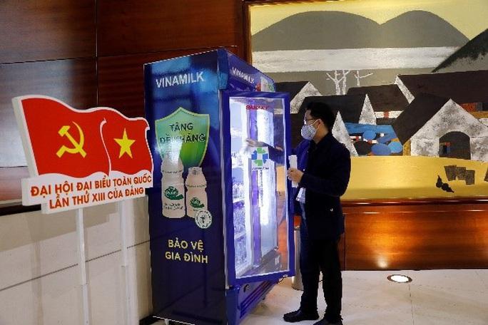Sản phẩm Vinamilk được chọn phục vụ cho các sự kiện lớn của quốc gia - Ảnh 4.