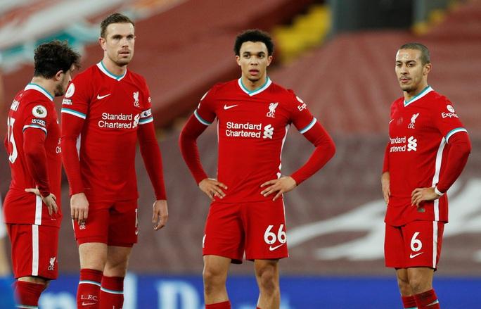Quật ngã Liverpool ở Anfield, Brighton gây sốc sân cỏ Ngoại hạng Anh - Ảnh 6.