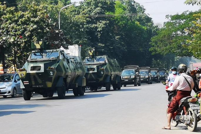 Cộng đồng quốc tế gây sức ép lên quân đội Myanmar - Ảnh 1.