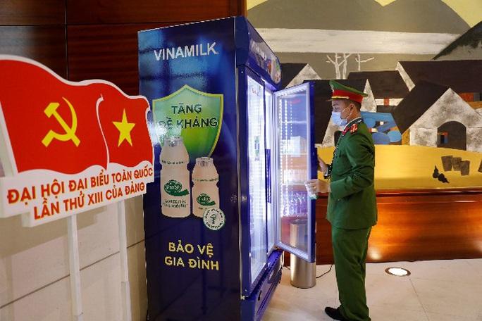 Sản phẩm Vinamilk được chọn phục vụ cho các sự kiện lớn của quốc gia - Ảnh 3.