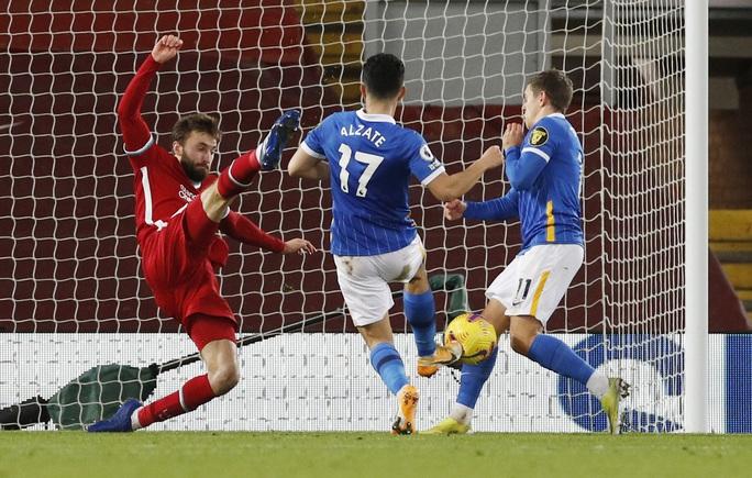 Quật ngã Liverpool ở Anfield, Brighton gây sốc sân cỏ Ngoại hạng Anh - Ảnh 3.