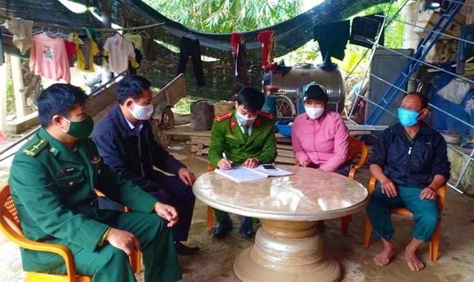Truy tìm 2 thanh niên Quảng Bình bỏ trốn vì sợ đi cách ly - Ảnh 1.
