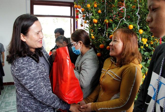 """Chương trình """"Trái tim miền Trung"""" trở lại với  đồng bào miền núi Quảng Nam - Ảnh 4."""