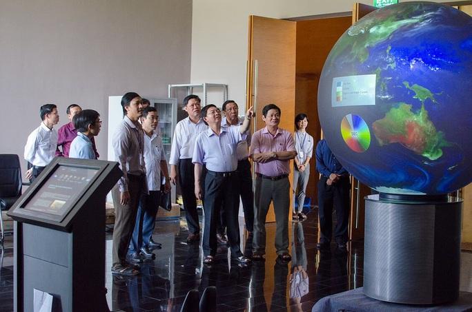 Độc đáo tour du lịch khám phá khoa học đầu tiên ở Việt Nam - Ảnh 4.