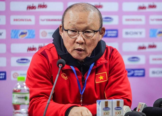 HLV Park Hang-seo: Muốn cùng tuyển Việt Nam lập kỷ lục mới tại vòng loại World Cup 2022 - Ảnh 1.