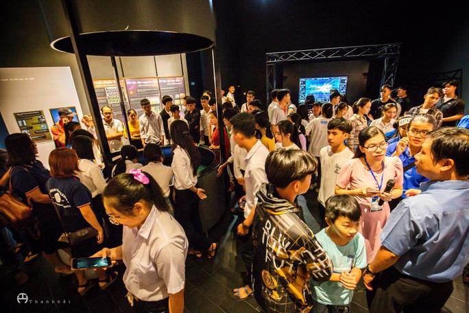 Độc đáo tour du lịch khám phá khoa học đầu tiên ở Việt Nam - Ảnh 3.