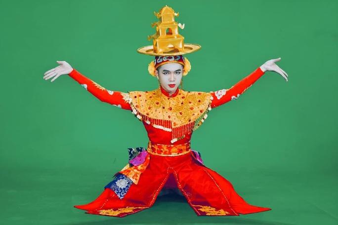 Giới nghệ sĩ múa thương tiếc ngôi sao Mai Trung Hiếu - Ảnh 1.