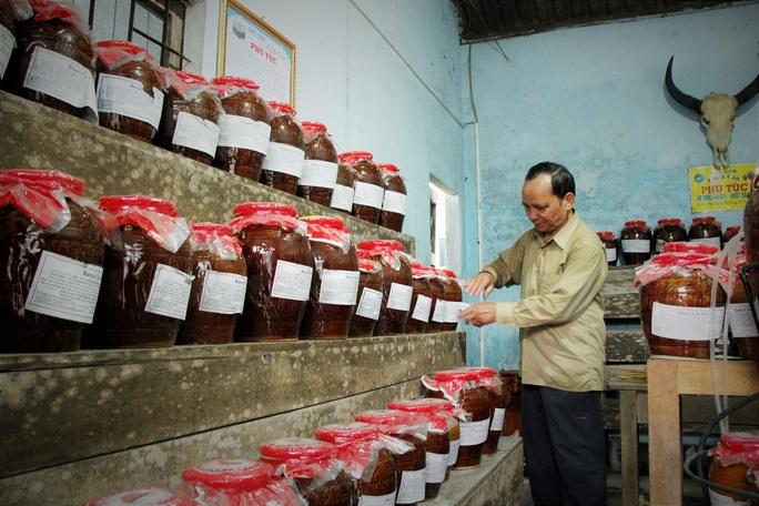 Người ủ rượu cần cuối cùng ở Đà Nẵng - Ảnh 2.