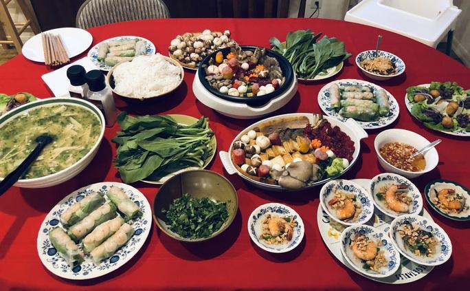 Dâu Tây, rể ngoại cùng ăn Tết Việt - Ảnh 6.