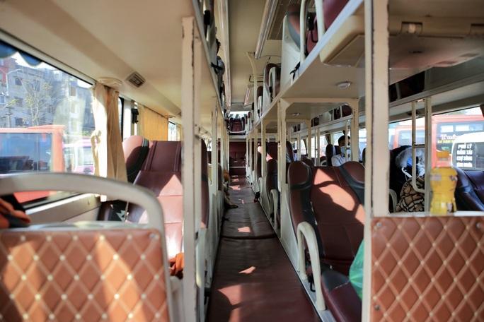 Bến xe khách vắng tanh trong những ngày cao điểm Tết Nguyên đán Tân Sửu 2021 - Ảnh 12.