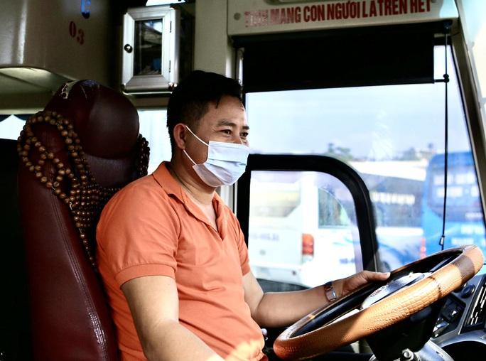 Bến xe khách vắng tanh trong những ngày cao điểm Tết Nguyên đán Tân Sửu 2021 - Ảnh 10.