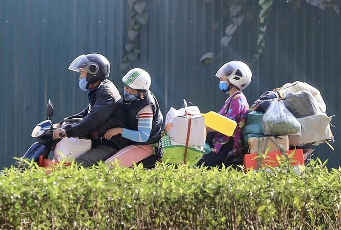 Bến xe khách vắng tanh trong những ngày cao điểm Tết Nguyên đán Tân Sửu 2021 - Ảnh 16.