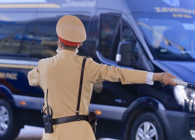 Bến xe khách vắng tanh trong những ngày cao điểm Tết Nguyên đán Tân Sửu 2021 - Ảnh 14.
