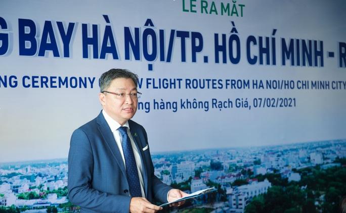 Thêm đường bay thẳng đầu tiên kết nối Hà Nội - Rạch Giá - Ảnh 2.