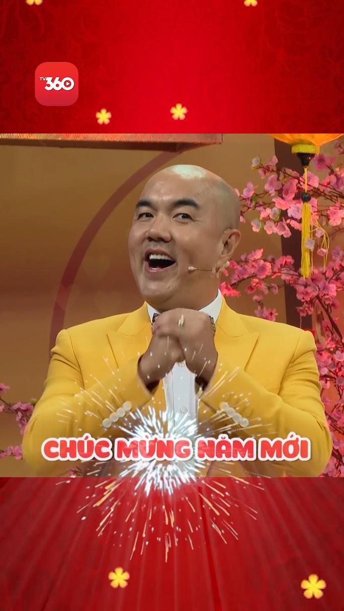 Dàn nghệ sĩ Việt chúc Tết khán giả trong Tết là để yêu thương - Ảnh 6.