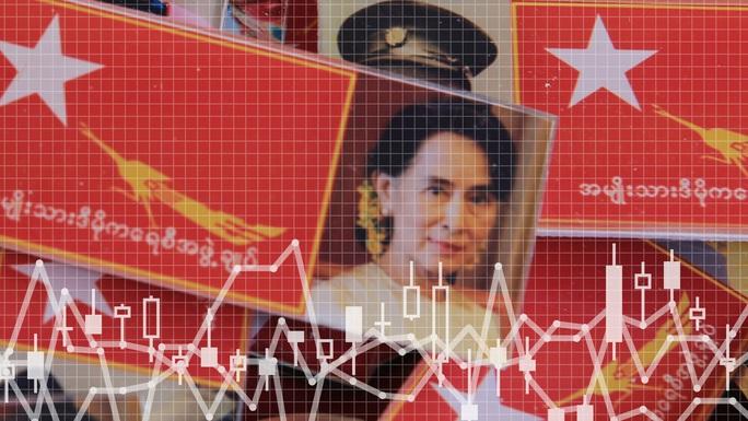 Myanmar: Nợ Trung Quốc giảm 26% dưới thời bà Suu Kyi - Ảnh 1.