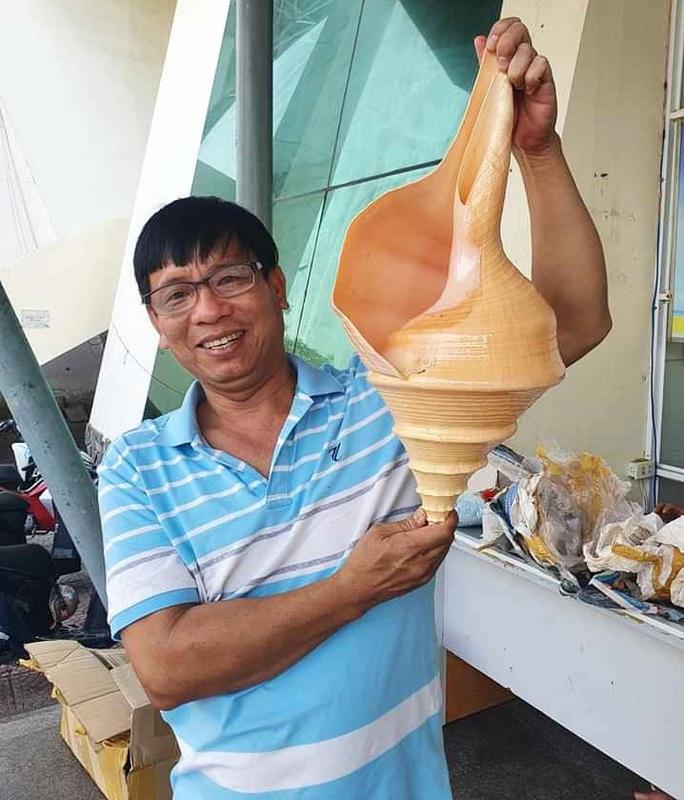 Độc lạ bộ sưu tập vỏ ốc ở Đà Nẵng - Ảnh 15.
