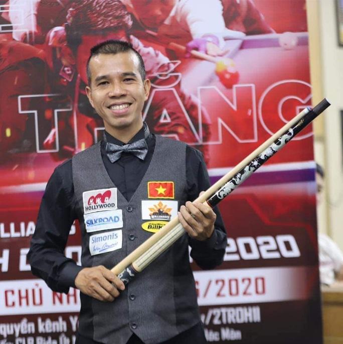 Billiards Việt Nam muốn xưng bá tại SEA Games 31 - Ảnh 3.