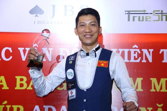 Billiards Việt Nam muốn xưng bá tại SEA Games 31 - Ảnh 1.