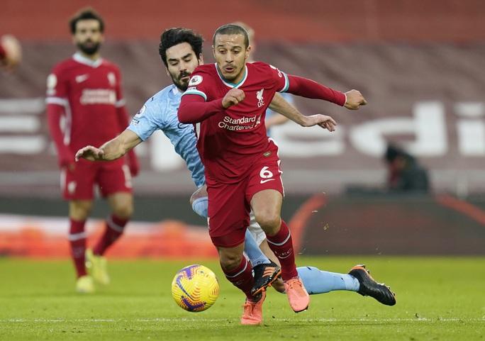Liverpool thua tan tác Man City ở Anfield - Ảnh 1.