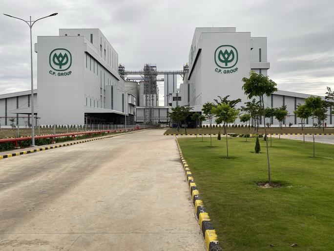 Nhà máy thức ăn chăn nuôi hiện đại nhất thế giới ở Bình Phước chỉ có 38 nhân công - Ảnh 2.