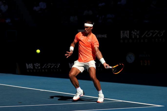 Nadal khởi đầu suôn sẻ trong hành trình phá kỷ lục Grand Slam - Ảnh 1.