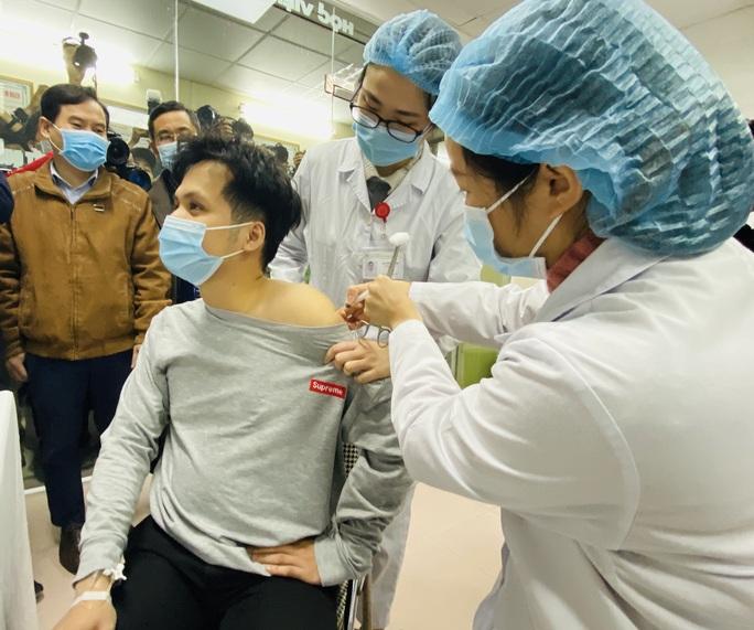 Vắc-xin Covid-19 do Việt Nam sản xuất có tác dụng với biến thể mới SARS-CoV-2 - Ảnh 1.