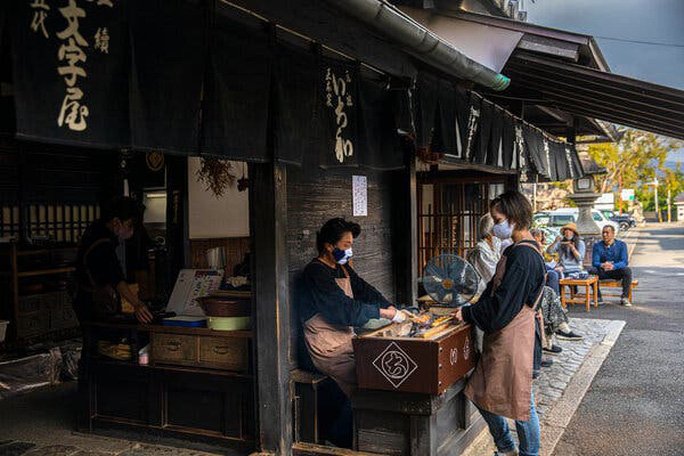 Bí quyết truyền gậy tiếp sức của cửa hàng Ichiwa 1.020 tuổi - Ảnh 3.