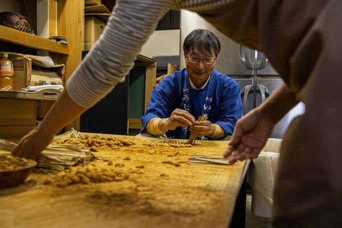 Bí quyết truyền gậy tiếp sức của cửa hàng Ichiwa 1.020 tuổi - Ảnh 5.