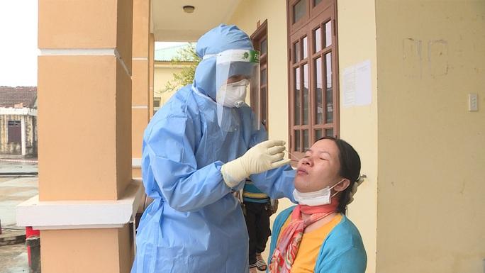 Gấp rút truy vết 2 người tiếp xúc bệnh nhân Covid-19 từ Bà Rịa - Vũng Tàu về Quảng Bình - Ảnh 1.