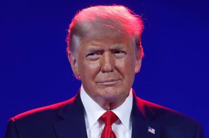 Ông Trump tái xuất, ám chỉ tái tranh cử - Ảnh 1.