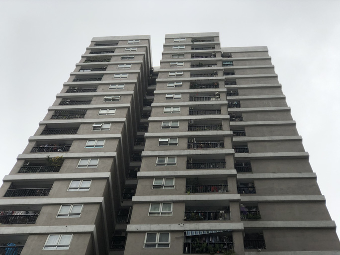 Kiểm soát an toàn ở các chung cư, nhà cao tầng - Ảnh 1.