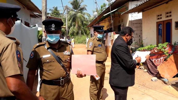 Bé gái 9 tuổi bị đánh chết trong lễ trừ tà ở Sri Lanka - Ảnh 1.